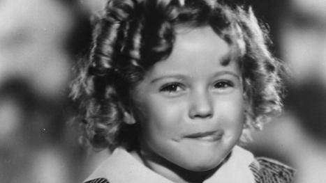 Iconic Former Child Star Shirley Temple Dies | Depression, Bullying, Self Harm. | Scoop.it