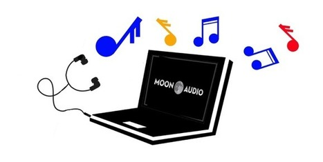 Digital Music with Moon-Audio: Lossless - Curagami | Startup Revolution | Scoop.it
