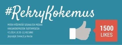 #RekryKokemus 4.3.2014 | Employee Experience Agency Emine | Työskentely ulkomailla | Scoop.it
