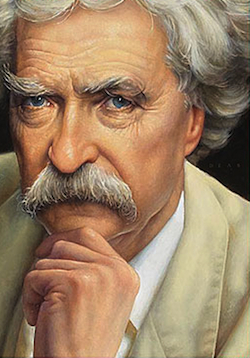The Wit and PR Wisdom of Mark Twain | Public Relations | Scoop.it