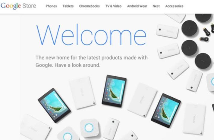 Google Store : un site e-commerce d'objets connectés compatibles - Aruco | Internet du Futur | Scoop.it