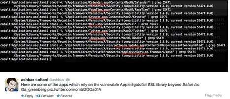 Apple encryption mistake puts many desktop applications at risk | Apple, Mac, iOS4, iPad, iPhone and (in)security... | Scoop.it