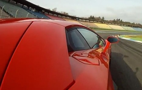 Lamborghini Aventador runs all the way up to 230 mph | The DATZ Blast | Scoop.it