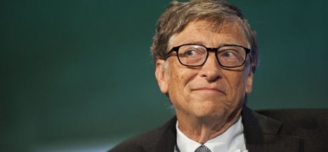 Bill Gates Thinks You Should Read These 6 Books This Year | Surviving Leadership Chaos | Scoop.it