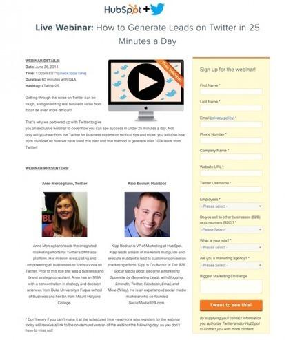 ¿Cómo Diseñar Formularios Web que Conviertan? | WEB 3.0 | Scoop.it