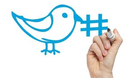 Infographie : tout sur les hashtags [Twitter, Instagram, etc.] | Les réseaux sociaux | Scoop.it
