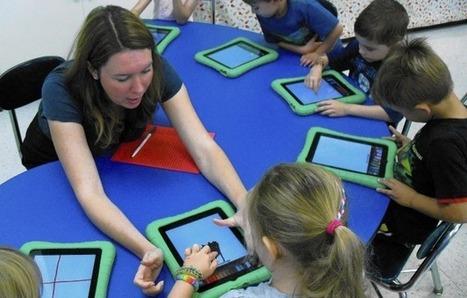 Apple revoluciona el mundo educativo y anuncia novedades en iTunes U | Innovación educativa y nuevas tecnologías | Scoop.it