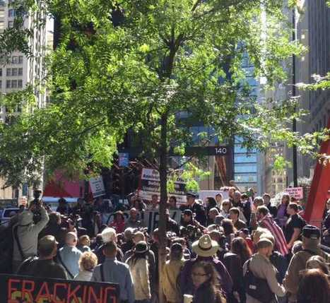 Daily Kos: Occupy's Impact Continues to Blossom | Peer2Politics | Scoop.it