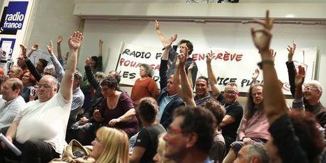 La grève est levée à Radio France | DocPresseESJ | Scoop.it