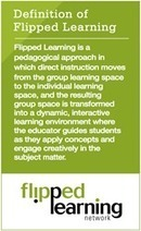 Flipped Learning Network Unveils Formal Definition of Flipped Learning | MOOCs and Alt Ed | Scoop.it