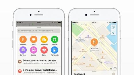 Pourquoi Apple mise sur les drones pour améliorer sa cartographie   Engineering, basic research,and  technology transfer   Scoop.it