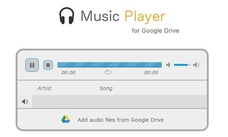 Reproducir archivos mp3 directamente de Google Drive | Documentos de Google | Scoop.it