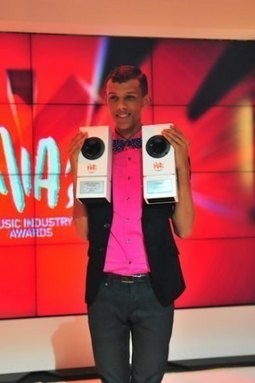 Stromae kaapt de meeste MIA- nominaties weg | MIA's 2013 | Scoop.it