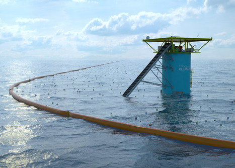 The Ocean Cleanup aims to strip plastic from the sea | CSR Solutions | Scoop.it