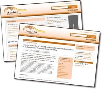 Ambra: an Open Source publishing system   the knowledge access   Scoop.it