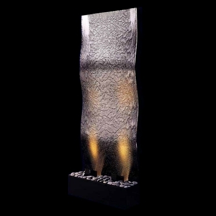 Exalted Fountains   The Aqua Fall Water Fall Line   Indoor Fountains In All Sizes   Scoop.it