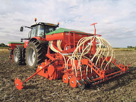 Arable Farming | Maschio launches seed and fertiliser combination drill | Precision Farming | Scoop.it