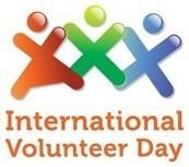 International Volunteer Day » Volunteering Australia | Volunteering & Non Profits | Scoop.it