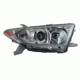 Toyota Kluger GENUINE Right Hand Head Light Lamp 2010 on | auto parts mate | Scoop.it