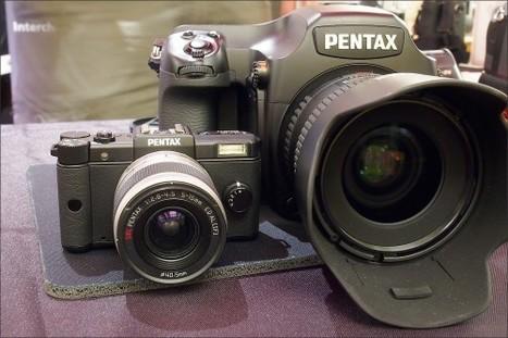 Pentax Q Mini System Camera Sneak Peek | Everything Photographic | Scoop.it