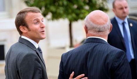 """Emmanuel Macron: """"Pas interdit d'être de gauche et de bon sens""""   Les Radicaux de Gauche avec Hollande   Scoop.it"""