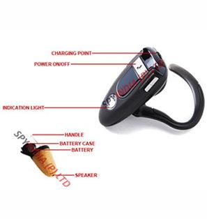 Spy Bluetooth Earphone Neckloop | Bluetooth Earbuds Neckloop | 09650923272 | Spy Bluetooth Devices | Spy Bluetooth Earpiece | Scoop.it