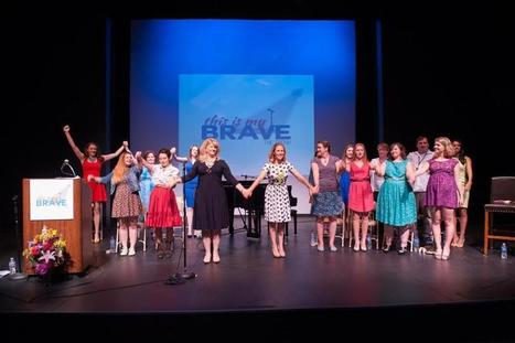 Cellphone apps, theater production help teens recognize, treat depression - The Boston Globe   The Resilient Brain + Self Compassion   Scoop.it
