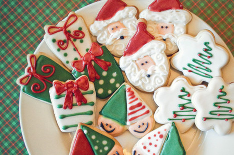 25+ Delicious Christmas Cookies | Life | Scoop.it