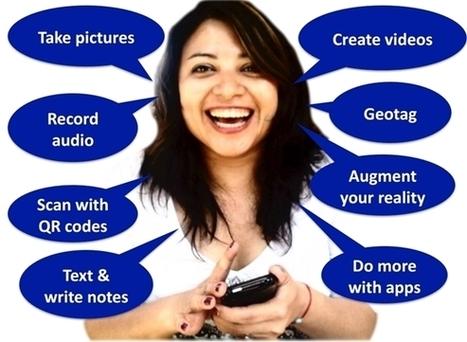 American TESOL Webinar – Active Learning with Mobile Devices | mobile learning | Scoop.it