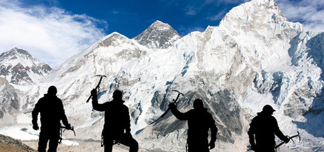Climbers Leaving Everest Shit-Covered Biohazard, Sherpas Warn | Upsetment | Scoop.it
