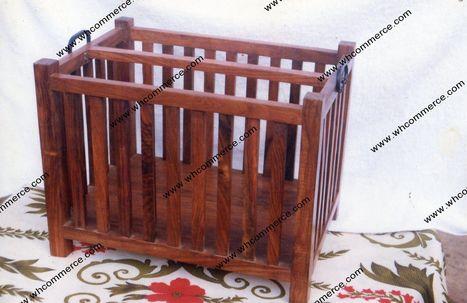 Wooden Basket | Wooden Basket | Scoop.it