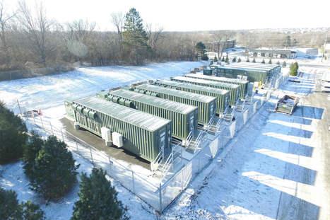 Le stockage s'impose aux distributeurs d'électricité, conclut une étude d'Accenture | Utilities business & knowledge | Scoop.it