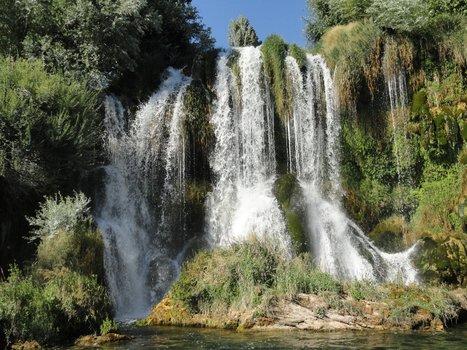 Водопад на Рогашке | На районе | Scoop.it