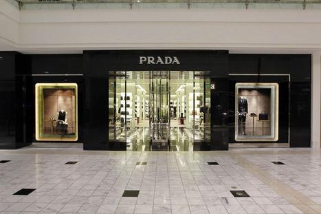 Prada store, Atlanta | Retail Design Review | Scoop.it