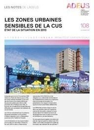 Strasbourg - Les Notes de l'ADEUS n°108 : Inégalités et cohésion sociale | Economie | Scoop.it