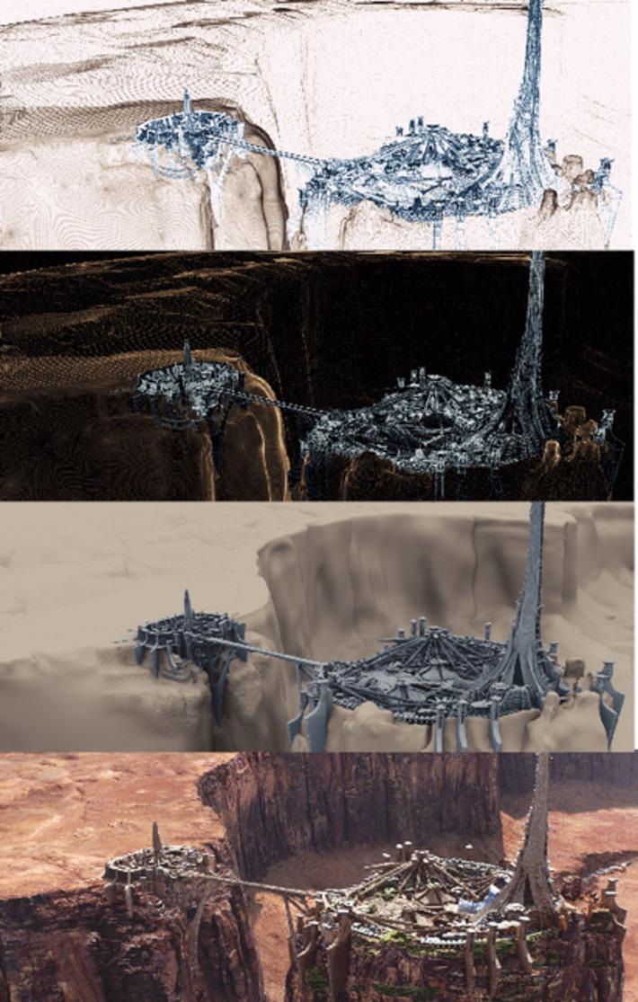 John Carter 3D behind the scenes exclusive - 3D Focus | Machinimania | Scoop.it