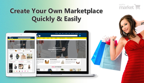 Create Website like Amazon, Ebay & Etsy in MInutes with Marketplace Script   Wordpress, Magento & Joomla Plugins Download   Scoop.it