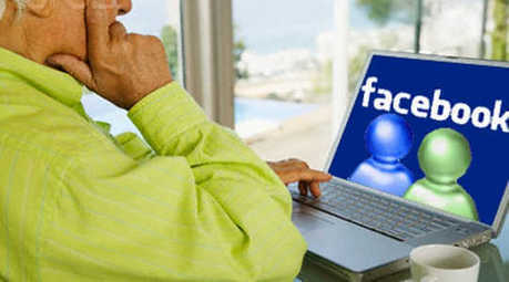 Does Social Media Make Older People Healthier? | The 21st Century | Scoop.it
