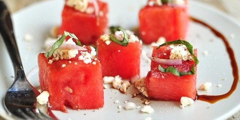 Refreshing watermelon recipes for summertime eating | Healthy Eating | Scoop.it