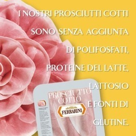 Non solo celiachia. Ferrarini.it | FreeGlutenPoint | Scoop.it