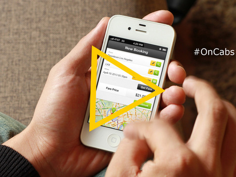 OnCabs Set to Launch Innovative App That Lets Users Easily Pre-Book Taxis, Airport Shuttles and Executive Cars | News | Scoop.it