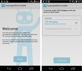 How to Install CyanogenMod ROM on Android [Without Rooting] | Tips for Android | Scoop.it
