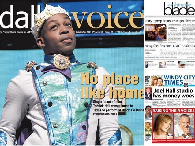 Despite Chaos, Local LGBT Papers Say They're Here to Stay