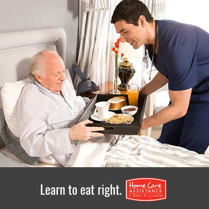 3 Tips for Improved Nutrition among seniors with Parkinson's | Home Care Assistance of Grand Rapids | Scoop.it