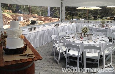 Wedding Table Hire Peninsula | Table Hire Mornington Peninsula | Event Hire Peninsula | Scoop.it