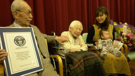 World's Oldest Woman is 114: Here's Her Secret to Longevity - Yahoo! News (blog) | Longevity Strategies | Scoop.it