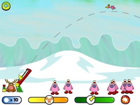 Snowball Shootout Review » 148Apps » iPhone, iPad, and iPod ... | ipad apps education | Scoop.it