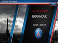 Le geste technique : Zlatan Ibrahimovic - psg.fr | Onlyone PSG TV | Scoop.it