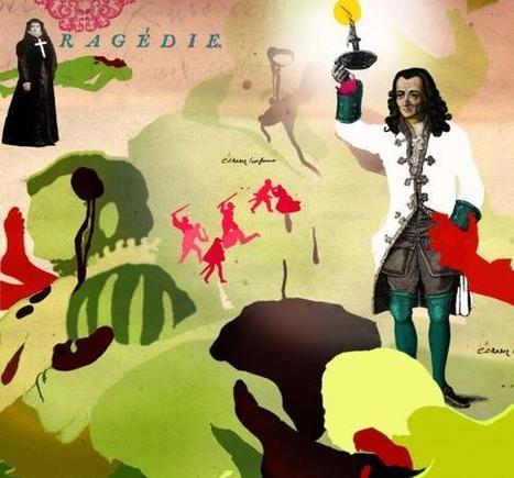 Une plume contre l'infâme • Les idées, Voltaire, Lumières, Ironie, fanatisme, tolérance • Philosophie magazine | Profencampagne - Le blog education et autres... | Scoop.it