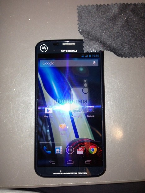 Motorola X Phone : Une nouvelle photo du Moto X ?! | MotoX | Scoop.it